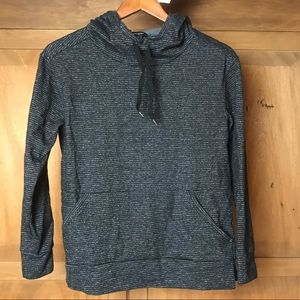 Women's champion pull over hoodie small